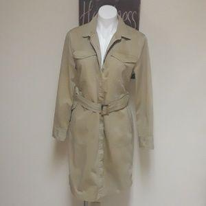 J Crew overcoat